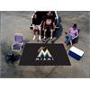 FANMATS MLB - Miami Marlins Ulti-Mat 5'x8'