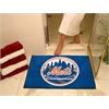"FANMATS MLB - New York Mets All-Star Mat 33.75""x42.5"""