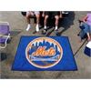 FANMATS MLB - New York Mets Tailgater Rug 5'x6'