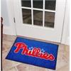 """FANMATS MLB - Philadelphia Phillies Starter Rug 19""""x30"""""""