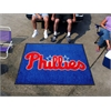 FANMATS MLB - Philadelphia Phillies Tailgater Rug 5'x6'