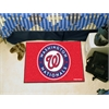 "FANMATS MLB - Washington Nationals Starter Rug 19""x30"""