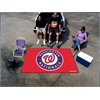 FANMATS MLB - Washington Nationals Ulti-Mat 5'x8'