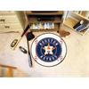 """FANMATS MLB - Houston Astros Baseball Mat 27"""" diameter"""
