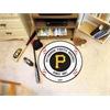 "FANMATS MLB - Pittsburgh Pirates Baseball Mat 27"" diameter"