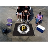 FANMATS MLB - Pittsburgh Pirates Tailgater Rug 5'x6'