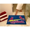 "FANMATS MLB - St. Louis Cardinals All-Star Mat 33.75""x42.5"""