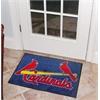 """FANMATS MLB - St. Louis Cardinals Starter Rug 19""""x30"""""""
