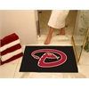 "FANMATS MLB - Arizona Diamondbacks All-Star Mat 33.75""x42.5"""