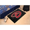 "FANMATS MLB - Arizona Diamondbacks Starter Rug 19""x30"""