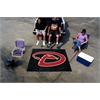 FANMATS MLB - Arizona Diamondbacks Tailgater Rug 5'x6'
