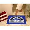 "FANMATS MLB - Colorado Rockies All-Star Mat 33.75""x42.5"""