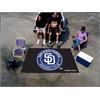 FANMATS MLB - San Diego Padres Ulti-Mat 5'x8'