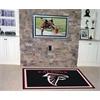 FANMATS NFL - Atlanta Falcons Rug 4'x6'