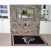 FANMATS NFL - Atlanta Falcons Rug 5'x8'