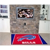 FANMATS NFL - Buffalo Bills Rug 4'x6'