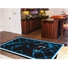 FANMATS NFL - Carolina Panthers Rug 5'x8'