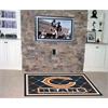 FANMATS NFL - Chicago Bears Rug 5'x8'