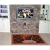 FANMATS NFL - Cleveland Browns Rug 4'x6'