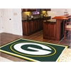 FANMATS NFL - Green Bay Packers Rug 5'x8'