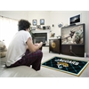FANMATS NFL - Jacksonville Jaguars Rug 4'x6'