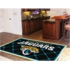 FANMATS NFL - Jacksonville Jaguars Rug 5'x8'