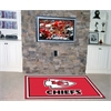 FANMATS NFL - Kansas City Chiefs Rug 5'x8'
