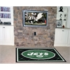 FANMATS NFL - New York Jets Rug 5'x8'