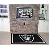 FANMATS NFL - Oakland Raiders Rug 4'x6'