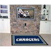 FANMATS NFL - San Diego Chargers Rug 5'x8'