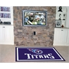 FANMATS NFL - Tennessee Titans Rug 5'x8'