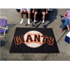 FANMATS MLB - San Francisco Giants Tailgater Rug 5'x6'