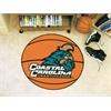 """FANMATS Coastal Carolina Basketball Mat 27"""" diameter"""