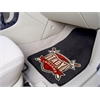 "FANMATS Troy 2-piece Carpeted Car Mats 17""x27"""