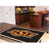 FANMATS Oklahoma State Rug 5'x8'
