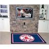 FANMATS MLB - Boston Red Sox Rug 4'x6'