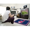 FANMATS MLB - Cleveland Indians Rug 4'x6'