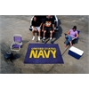 FANMATS Navy Tailgater Rug 5'x6'