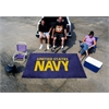 FANMATS Navy Ulti-Mat 5'x8'