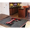 FANMATS Texas Tech Rug 4'x6'