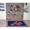FANMATS MLB - Atlanta Braves Rug 5'x8'