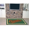 FANMATS MLB - Baltimore Orioles Rug 4'x6'