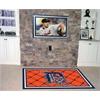 FANMATS MLB - Detroit Tigers Rug 4'x6'