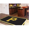 FANMATS MLB - Pittsburgh Pirates Rug 5'x8'