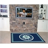 FANMATS MLB - Seattle Mariners Rug 4'x6'