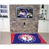 FANMATS MLB - Texas Rangers Rug 5'x8'