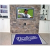 FANMATS MLB - Los Angeles Dodgers Rug 5'x8'