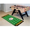 "FANMATS NFL - Pittsburgh Steelers Runner 30""x72"""