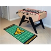 "FANMATS West Virginia Runner 30""x72"""