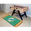 "FANMATS NFL - Miami Dolphins Runner 30""x72"""